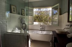 reclaimed wood floor mirrors | Decadent Designer Bathroom Photos – Which Style Suits You?