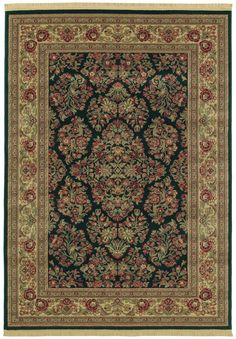 Shaw Imperial Bouquet Ebony - at Area Rugs.com $70 - $849