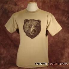 Urban Bear - Bear Head T-Shirt