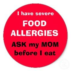 This site allows you to custom-make allergy buttons for your kids.
