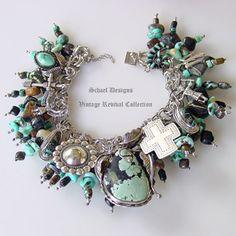 native american charm bracelet