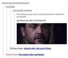 Did you mean: oh, wait, no Sherlock episode has ever been fully resolved, just cliffhanger after cliffhanger for two years, then MORE two years...