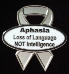 Justice 4 Aphasia - June is Aphasia Awareness Month