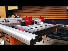 Router table in ridgid r4512 table saw stuff i should build 217 how to attach a router table to a table saw ridgid r4512 greentooth Choice Image