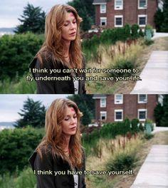 Grey's anatamoy quotes, Meredith Grey