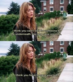 Grey's anatamoy quotes, Meredith Grey