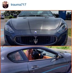 Want to add your own to our collection? Tag us in your Trident pics, you can find us at: www.instagram.com/maserati  #Instagram
