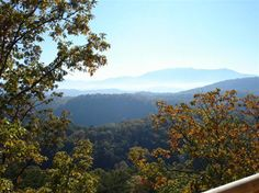 Great Smoky Mountains and Pigeon Forge, TN