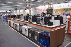 Elektronikfachmärkte am POS Pos, Stores, Architecture, Liquor Cabinet, Electronics, Projects, Design, Furniture, Home Decor
