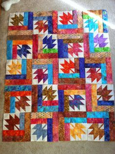 joe tulips quilts: things went well yesterday...