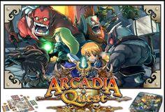 Arcadia Quest : la preview
