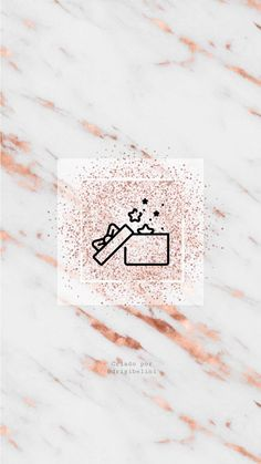 Instagram Logo, Instagram Story, Rose Gold Marble Wallpaper, Glitter Rosa, Insta Icon, Glitter Background, Pretty Quotes, Instagram Highlight Icons, Story Highlights