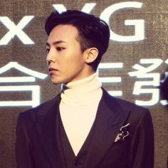 "G-Dragon // ""YG Entertainment X QQ Music"" Press Conference (141202)"