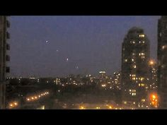 Ascension Earth ~ Fresh content posted throughout the day!  : UFO Sighting Over Toronto, Canada ~ Video