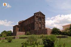 Ottana, chiesa romanica di San Nicola