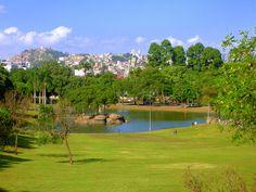 Parque da Quinta da Boa vista