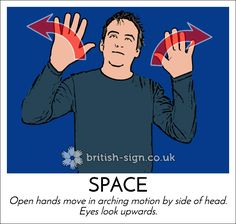 Sign of the Day British Sign Language - Learn BSL OnlineUSAinfo@british-sign.co.uk