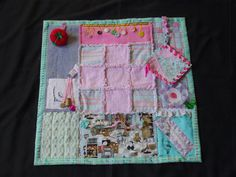Crafty Quilter Fidget Quilt Tactile Activity by EndearingDignite, $40.00