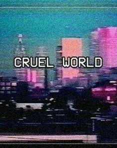 Vaporwave- distopia, parodia del mundo de consumo- Glitch, cyberpunk, estetica de masa anios 90'