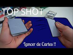Top Shot - Lancer de cartes Génial !