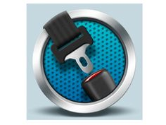 Fasten your seat belt icon - Czech Point System app by Petr | Direct-services
