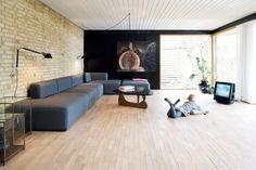 Det blev Sofie Ladefoged og Mikkel Schlesingers parcelhus fra 1966, der vandt vores store jubilæumskonkurrence Danmarks skønneste hjem.