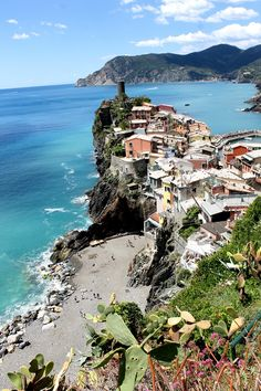 A GUIDE TO CINQUE TERRE #CinqueTerre #Italy #Travel