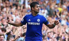 Costa bags hat-trick and Remy nets debut goal against Swansea #DailyMail