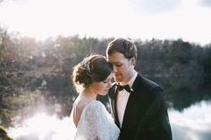 After Wedding: Mit den Blicken zum See