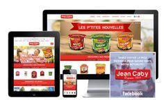 Projet site web de Jean Caby !