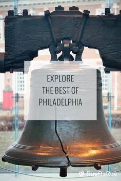 Explore top things to do in Philadelphia, Pennsylvania.