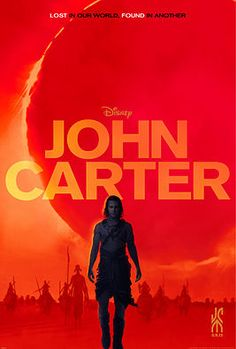 "Close, but no cigar. For Reelz: ""John Carter"" (2012)"