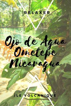 Trois jours de farniente sur l'île d'Ometepe au Nicaragua. Le bonheur!
