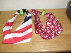 CLOTH HEADBAND CHOOSE FROM TWO STYLES ONE SIZE | eBay