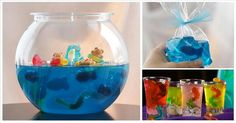 Fishbowl jello