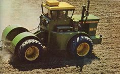 John Deere WA-14 Four Wheel Drive