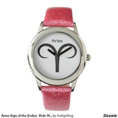 Aries Sign of the Zodiac  Kids Watches. Watch