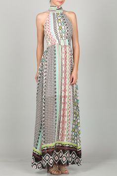 Ginger Maxi Dress $85 WinterLennon.com