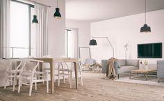 stile nordico casa - Cerca con Google