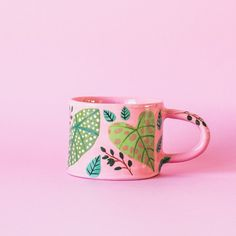 Mugs, Bonnie Hislop | Pinterest: nasti