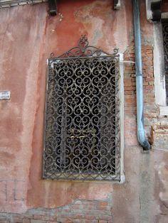 Venetian Window grille