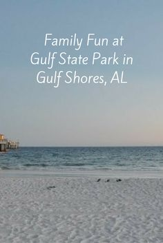 Read about all the fun things to do at Gulf State Park in Gulf Shores, AL! There's way more to do than visit the beach. #Alabama #park #itrip #Gulf
