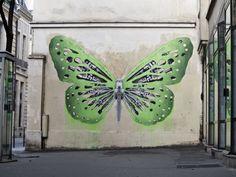 Natuur en technologie smelten samen in de straten van Parijs