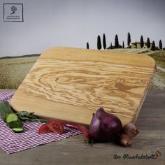 #Large #chopping #board of #olive #wood #wooden #cutting #board