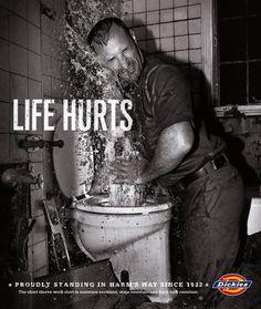 "Dickies, ""Life Hurts"" (2011) - Ph. Zach Gold"