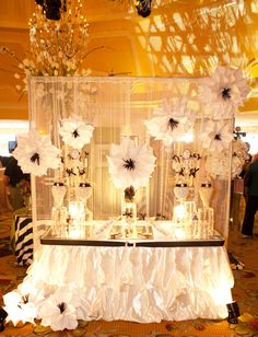 You'll love all the amazing displays and vendors and experts at the Wedding Party Bridal Show!