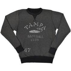 Tampa Smokers Vintage Sweatshirt