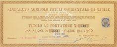 SINDACATO AGRICOLO FRIULI OCCIDENTALE DI SACILE - #scripomarket #scriposigns #scripofilia #scripophily #finanza #finance #collezionismo #collectibles #arte #art #scripoart #scripoarte #borsa #stock #azioni #bonds #obbligazioni