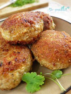 Polish Recipes, Pork Recipes, Salmon Burgers, Baked Potato, Catering, Grilling, Dinner Recipes, Baking, Ethnic Recipes