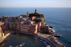 Treasures of the Cinque Terre, Italy - The New York Times